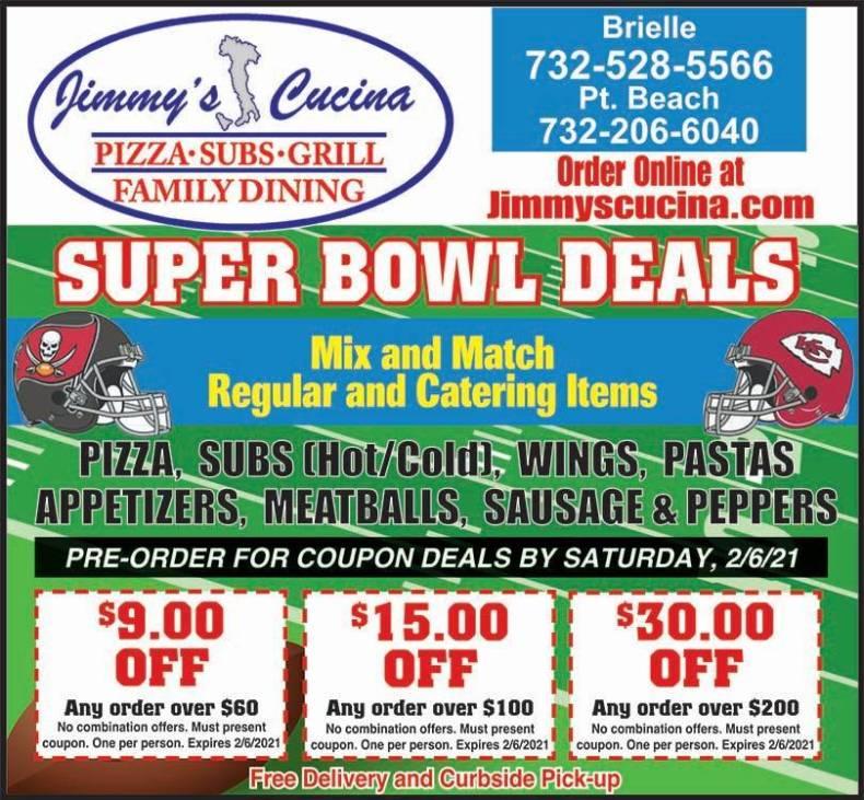 Super Bowl Deals